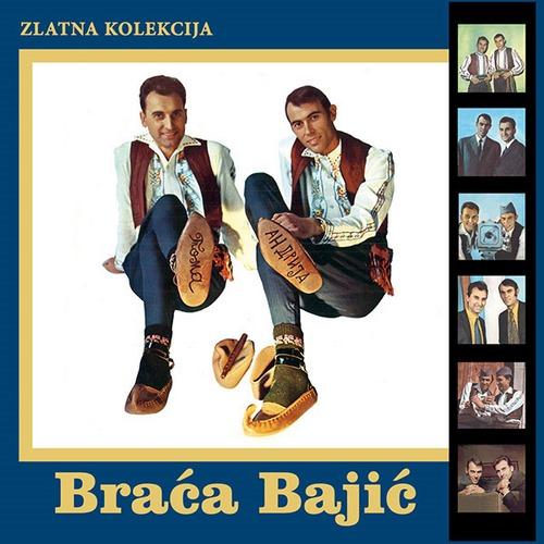 2CD Braca Bajic - Zlatna kolekcija kompilacija 2020