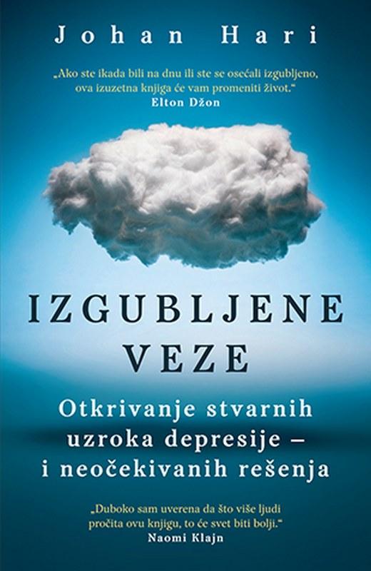 Izgubljene veze  Johan Hari  knjiga 2020 Publicistika