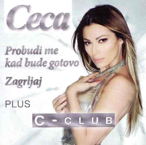 CD CECA VELICKOVIC  C  CLUB ALBUM 2012 Album