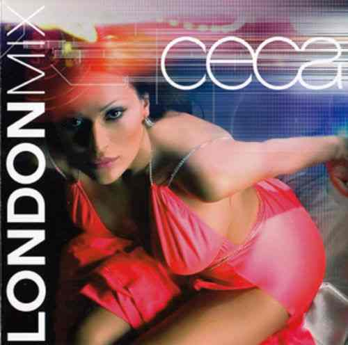 CD CECA VELICKOVIC  LONDON MIX ALBUM 2005 Album