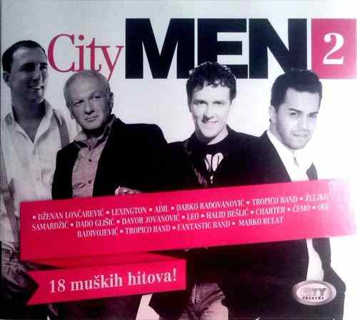 CD CITY MEN2 compilation 2013 Darko Radovanovic Davor Jovanovic Leo Charter adil