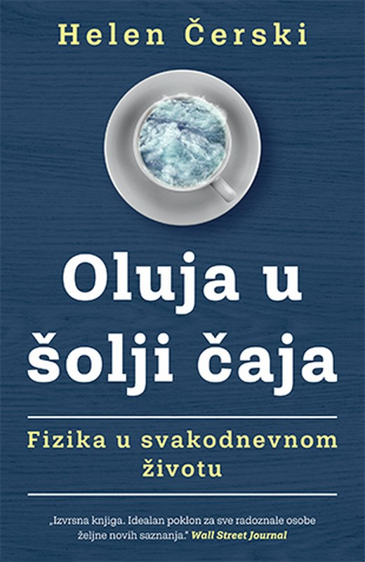 Oluja u solji caja  Helen Cerski  knjiga 2020 Publicistika