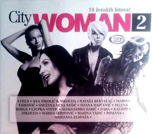 CD CITY WOMEN 2 compilation 2013 serbia bosnia croatia city records