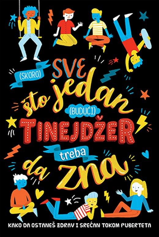(Skoro) sve sto jedan (buduci) tinejdzer treba da zna  Seri Kumz  knjiga 2020 Knjige za decu