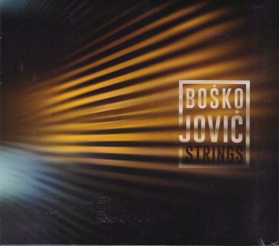 CD Bosko Jovic Strings album 2020