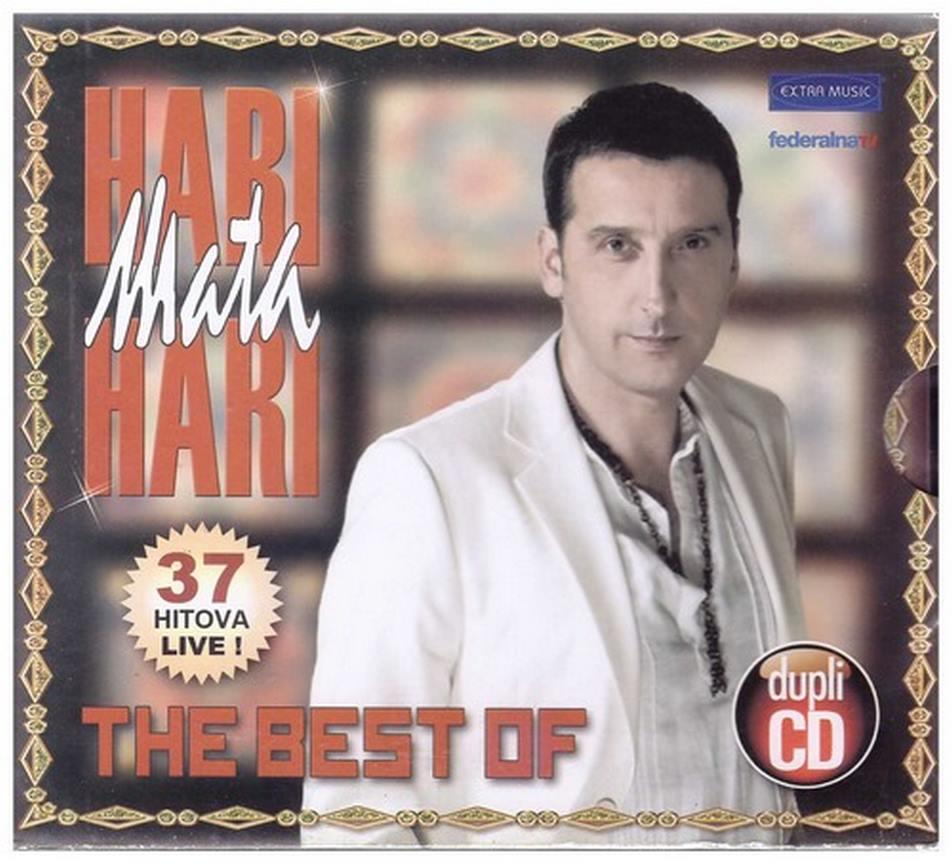 2CD HARI MATA HARI 37 HITOVA LIVE 2004