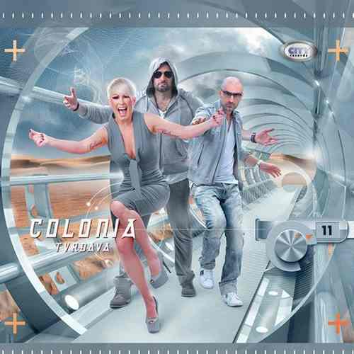 CD COLONIA TVRDJAVA ALBUM 2013 TVRdjAVA serbia bosnia croatia city records