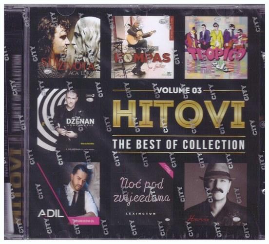 CD HITOVI VOLUME 03 THE BEST OF COLLECTION KOMPILACIJA 2021