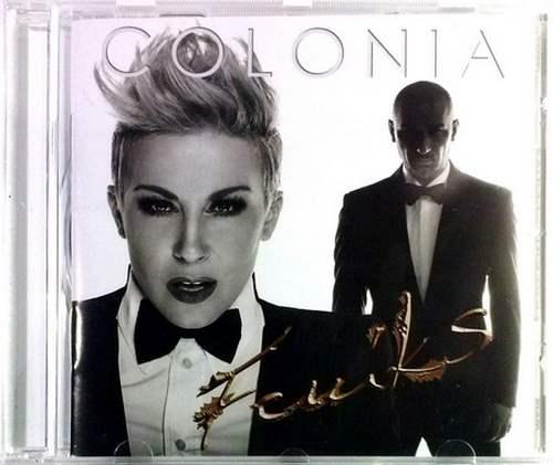 CD COLONIA FENIKS ALBUM 2015 dance muzika srbija hrvatska bosna fenix kolonia