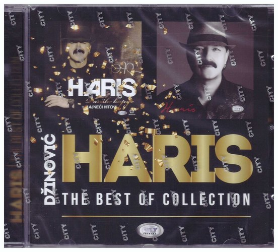 CD HARIS DZINOVIC - THE BEST OF COLLECTION KOMPILACIJA 2020
