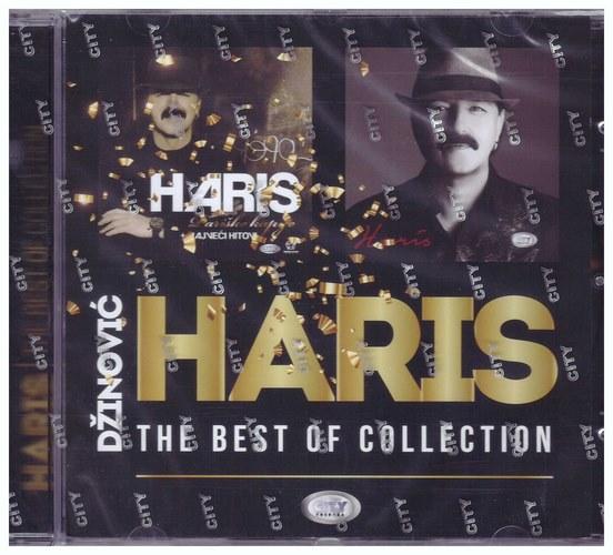 CD HARIS DZINOVIC - THE BEST OF COLLECTION KOMPILACIJA 2020