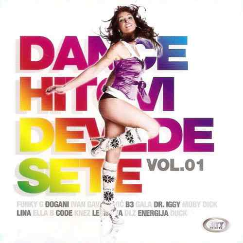 CD DANCE HITOVI DEVEDESETE VOL.1 compilation 2011 serbia croatia city records