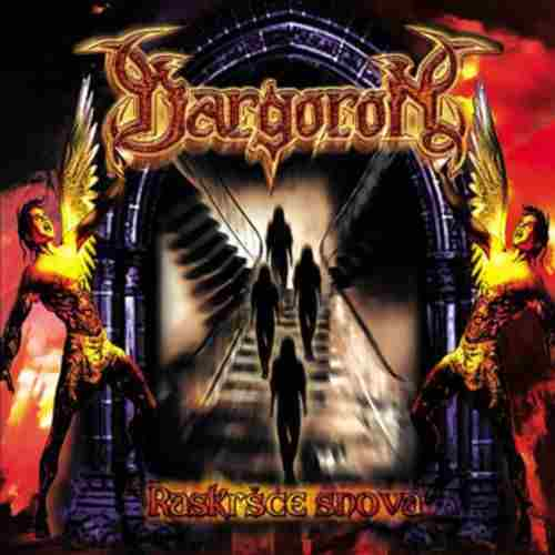 CD DARGORON  Raskrsce snova Album 2007 One Records Heavy Metal Serbia Croatia