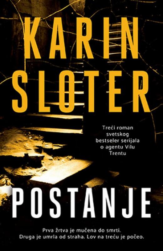 Postanje  Karin Sloter  knjiga 2021