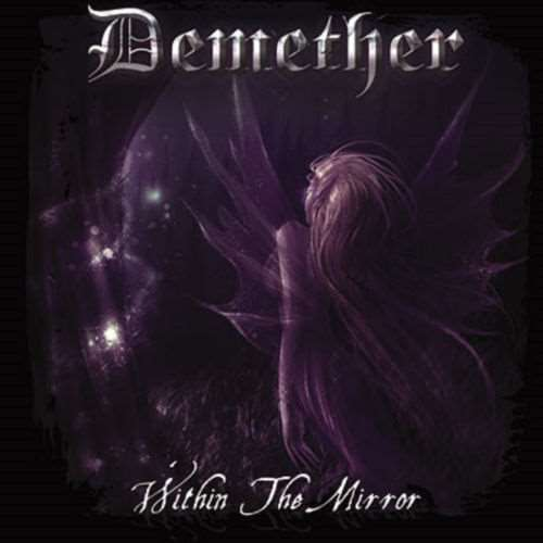 CD DEMETHER  WITHIN THE MIRROR ALBUM 2004  Serbia Bosnia Croatia one records