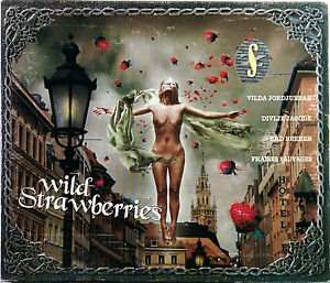CD DIVLJE JAGODE WILD STRAWBERRIES REMASTERED 2007 zele alen islamovic lipovaca
