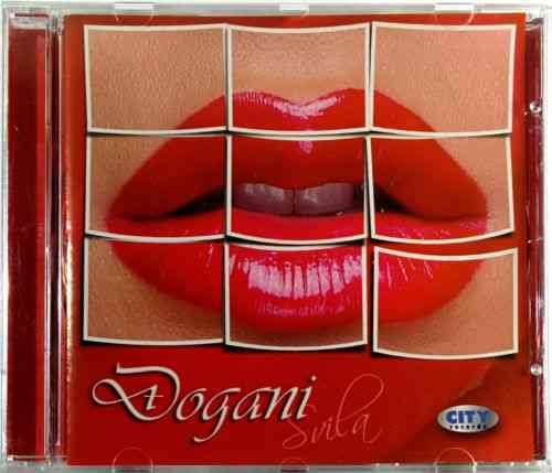CD DJOGANI  SVILA album 2009 Serbian Bosnian Croatian music