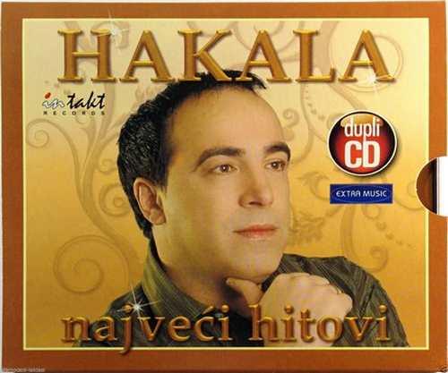 2CD HAKALA NAJVECI HITOVI 2010 folk balkan music narodna srbija bosna hrvatska