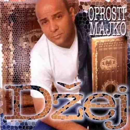 CD DZEJ RADAMANOVSKI  OPROSTI MAJKO album 1998  Srbija, Bosna, Hrvatska