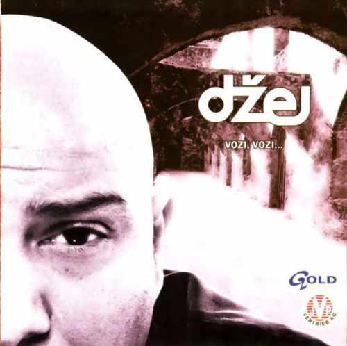 CD DZEJ RADAMANOVSKI  VOZI, VOZI... album 2003  Serbia, Bosnian, Croatian