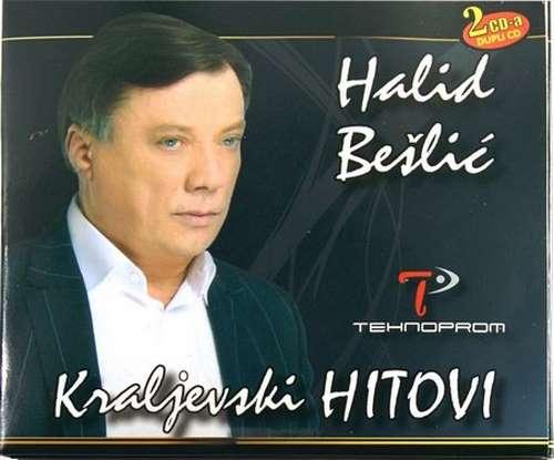 2CD HALID BESLIC KRALJEVSKI HITOVI kompilacijaTEHNOPROM folk srbija bosna beslic