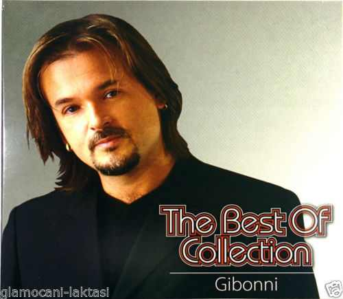 CD GIBONNI THE BEST OF COLLECTION compilation 2015 pop muzika hrvatska srbija