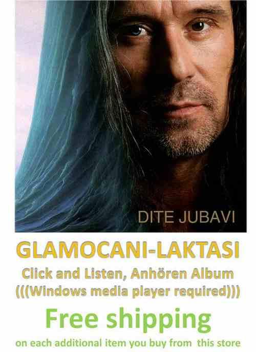 CD GORAN KARAN  DITE JUBAVI album 2008 Serbian Bosnian Croatian  Pop