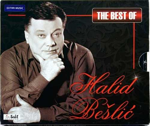CD HALID BESLIC THE BEST OF 2010 narodna muzika serbia croatia extra bešlic