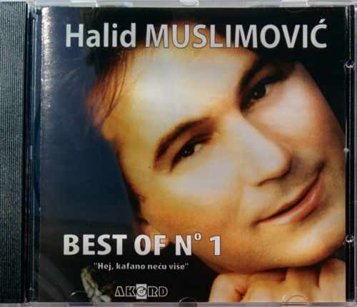 CD HALID MUSLIMOVIC  HEJ, KAFANO NECU VISE best of no1 kompilacija 2006 narodna
