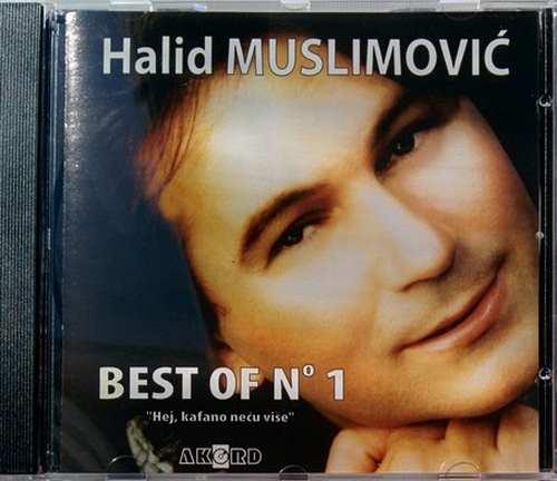 CD HALID MUSLIMOVIC  HEJ, KAFANO NECU VISE best of no1 kompilacija 2006 narodna
