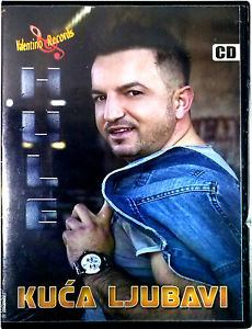 CD HULE KUCA LJUBAVI ALBUM 2015 Serbian Bosnian Croatian music valentino records