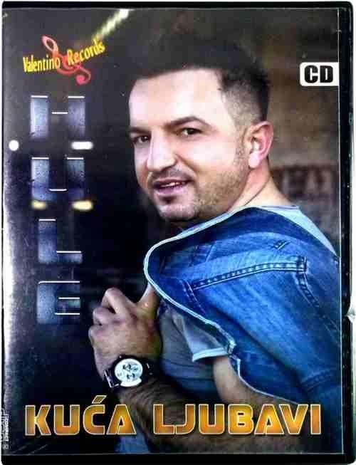 CD HULE KUCA LJUBAVI ALBUM 2015 Serbian Bosnian Croatian music valentino records