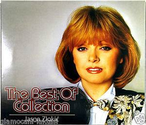CD JASNA ZLOKIC THE BEST OF COLLECTION compilation 2015 srbija hrvatska bosna