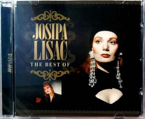 CD JOSIPA LISAC  THE BEST OF compilation 2010 pop muzika srpska hrvatska bosna