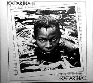 CD KATARINA II  KATARINA II remastered 2009  Serbia Bosnia Croatia one records