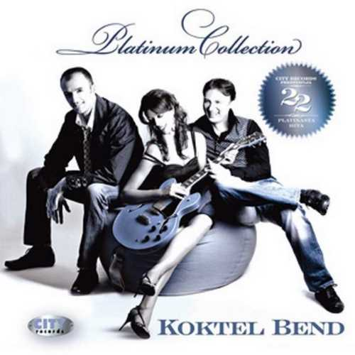 CD KOKTEL BEND  PLATINUM COLLECTION compilation 2010 serbia  city records