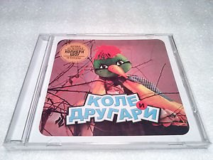CD KOLE I DRUGARI  KOLIBRI SOU album 2009 Serbian Bosnian Croatian music