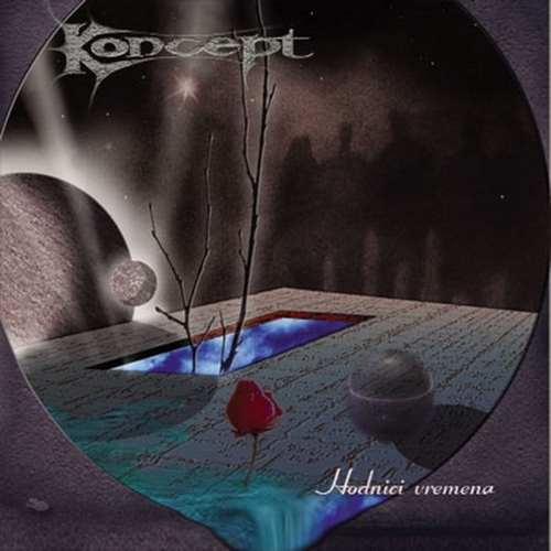 CD KONCEPT  Hodnici vremena Album 2004 One Records Heavy Metal Serbia Croatia