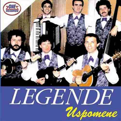 CD LEGENDE  USPOMENE album 1994 serbia bosnia croatia one records