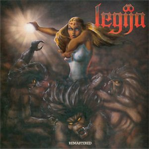CD LEGIJA  LEGIJA REMASTERED ALBUM 2013  Serbia Bosnia Croatia one records