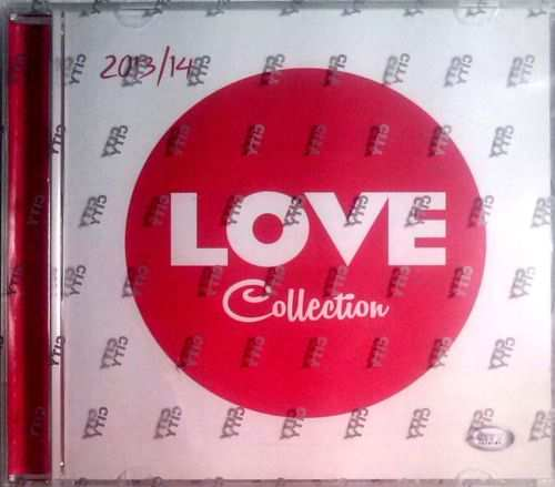 CD LOVE COLLECTION 2013/2014 Dzenan Loncarevic Dara Adil Kaliopi Halid Beslic
