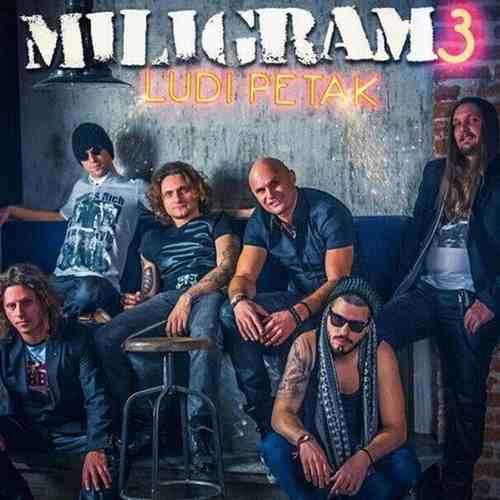 CD MILIGRAM 3  LUDI PETAK ALBUM 2013 serbia bosnia croatia city records