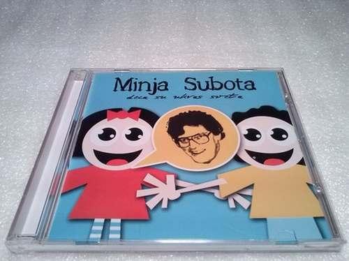 CD MINJA SUBOTA  DECA SU UKRAS SVETA album 2008 Serbian, Bosnian, Croatian