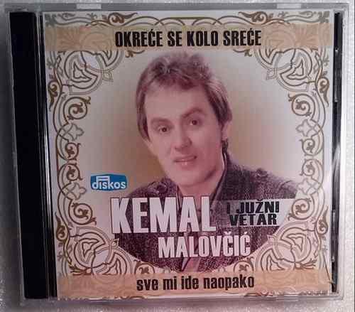 2CD KEMAL MALOVCIC I JUZNI VETAR REMASTERED 2009 Serbian, Bosnian, Croatian