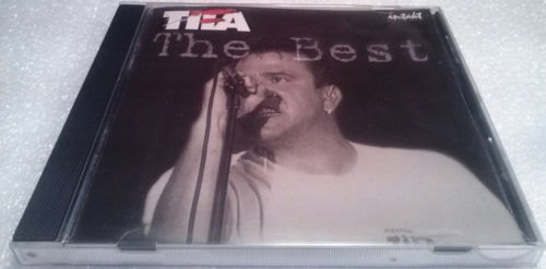 CD MLADEN VOJICIC TIFA THE BEST compilation 2000 Serbian Bosnian Croatian rock