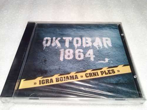 CD OKTOBAR 1864  HITOVI remastered 2009 Serbian Bosnian Croatian music