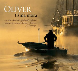 CD OLIVER DRAGOJEVIC  TISINA MORA 2013 serbia bosnia croatia city records