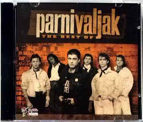 CD PARNI VALJAK  THE BEST OF compilation 2013 Rock Serbian, Bosnian Croatia