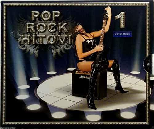 CD POP ROCK HITOVI 1 2011 henda vatreni poljubac parni valjak valentino konvoj