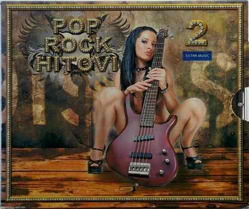 CD POP ROCK HITOVI 2  2011 tifa divlje jagode vatreni poljubac leo irina i vi